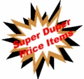 Super Duper Price  Items