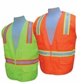 Surveyors Vests ANSI Compliant
