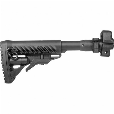 TACTICAL M4 STYLE FOLDING BUTTSTOCK FOR MP5 - M4-MP5-FK