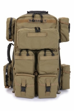 Tactical Medical Backpack with Pockets