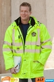 Game Sportswear The 6 In 1 Hi-Vis Jacket