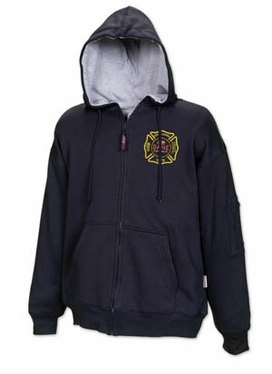 The Waffle Lined Hoodie
