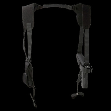 Uncle Mike's Pro-Pak Horizontal Shoulder Holsters