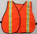 V3-R Traffic/Safety Vest with Reflective Stripes