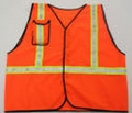 V7-RTP ANSI Class 2 Command Vest with Reflective Stripes