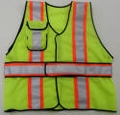 "V8-TPB ANSI Class 2 Command Vest with High Contrast 4"" Reflective Stripes"