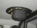 Vehicle Hat Racks