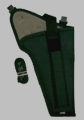 VERTICAL SCOPED SHOULDER HOLSTERS