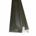 "Vertical slide bracket, 72"" L x 1"" W x 2-1/2"" H"
