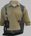 VERTICLE SHOULDER HOLSTER