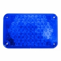 Weldon LED, 4x6 Warning, Headlamp Mt, Blue (Other Colors)