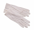 White Cotton Parade Uniform Gloves