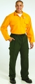 Wildland Fire Fighting (Brush Gear) Long Sleeve Shirt of Nomex