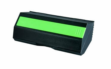 Wiley X Black Case w/Lime Green Ruler