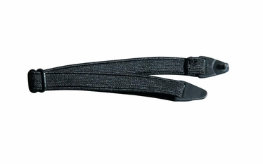 Wiley X Button Temple Strap, Black