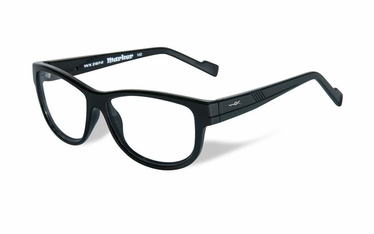 Wiley X Clear / Gloss Black Frame