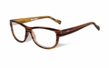 Wiley X Clear / Gloss Brown Streak Frame