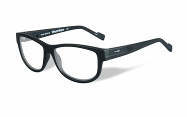 Wiley X Clear / Matte Black Frame