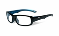 Wiley X Gloss Black / Metallic Blue Frame
