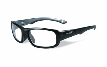 Wiley X Matte Black / Dark Silver Frame