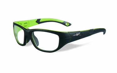Wiley X Matte Black / Lime Green Frame