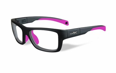 Wiley X Matte Grey / Deep Pink Frame