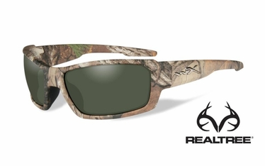 Wiley X Polarized Green/ Realtree XTRA® Camo