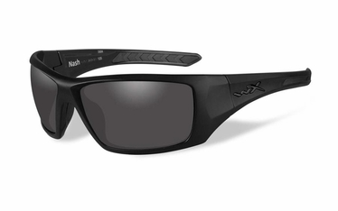 Wiley X Polarized Smoke Grey/Matte Black