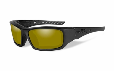 Wiley X Polarized Yellow/Matte Black