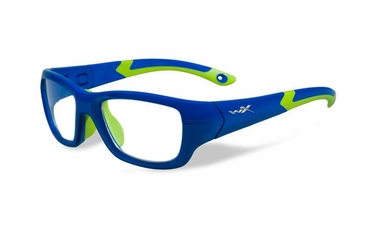 Wiley X Royal Blue / Lime Green Frame