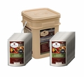 Wise 60 Serving Entree Only Grab & Go Bucket