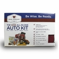 Wise Car Vehicle Emergency Survival Kit w/ Jumper Cables