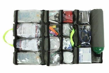 """Z"" PAK Max Large Trauma Bag Supply Insert"