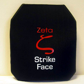 Zeta Ballistic Plate Level IV