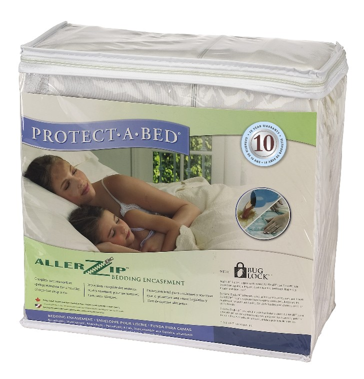 Allerzip Protect A Bed Twin Xl 9 Mattress Cover