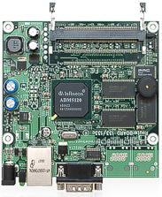 MIKROTIK RB/411 ROUTERBOARD, 1 LAN / 1 MINI-PCI 32MB L3