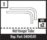 #1 - Net Hanger Tube