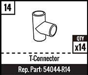 #14 - T-Connector