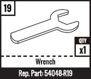 #19 - Wrench
