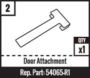 #2 - Door Attachment