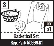 #3 - Basketball Set
