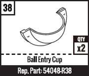 #38 - Ball Entry Cup