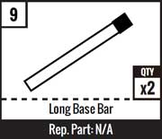 #9 - Long Base Bar
