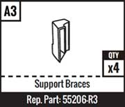 A3 - Support Braces