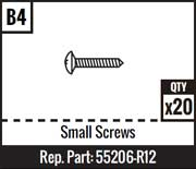 B4 - Small Screws