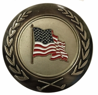 American Flag Pocket Ball Marker