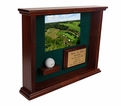 Ball & Photo Shadow Box
