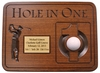 Cherry Hole-In-One Plaque