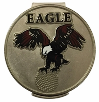 Eagle Ball Marker Hat Clip