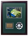 Framed Photo and Ball Shadow Box